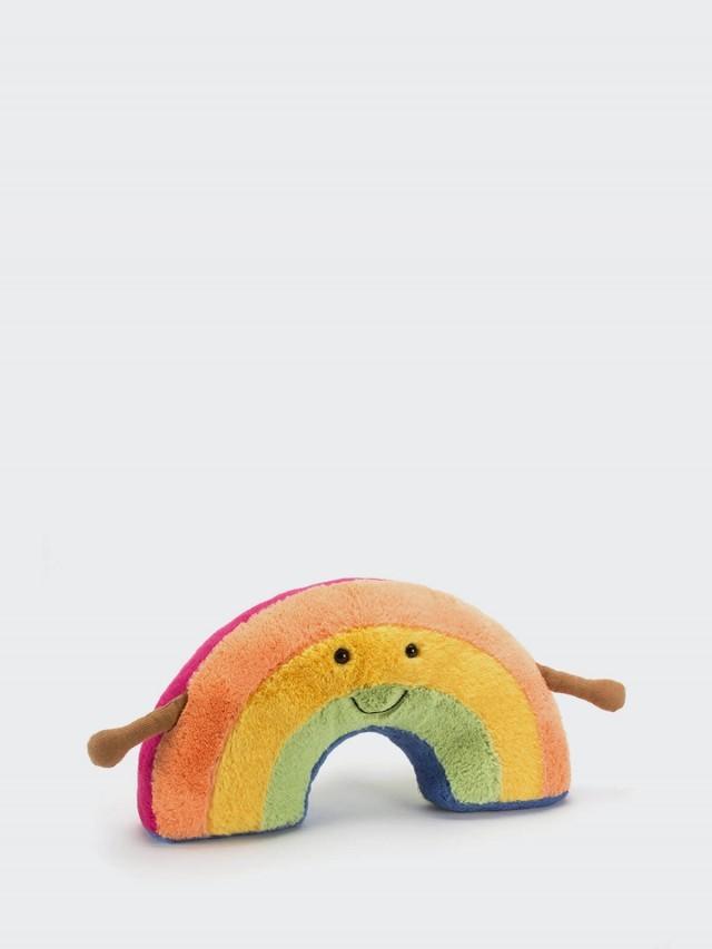 JELLYCAT Amuseable Rainbow 彩虹寶寶