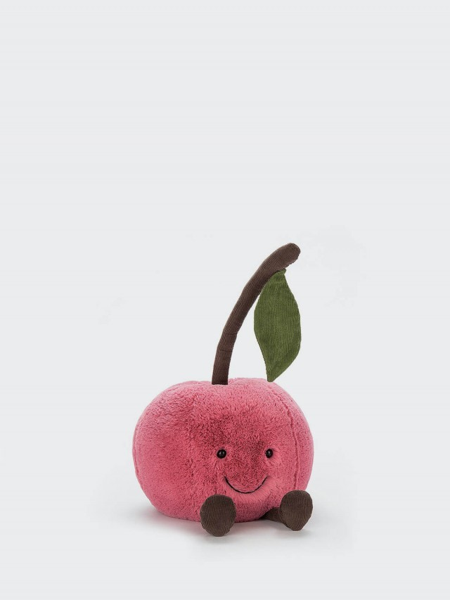 JELLYCAT Amuseable Cherry 櫻桃丸子 - 23 cm