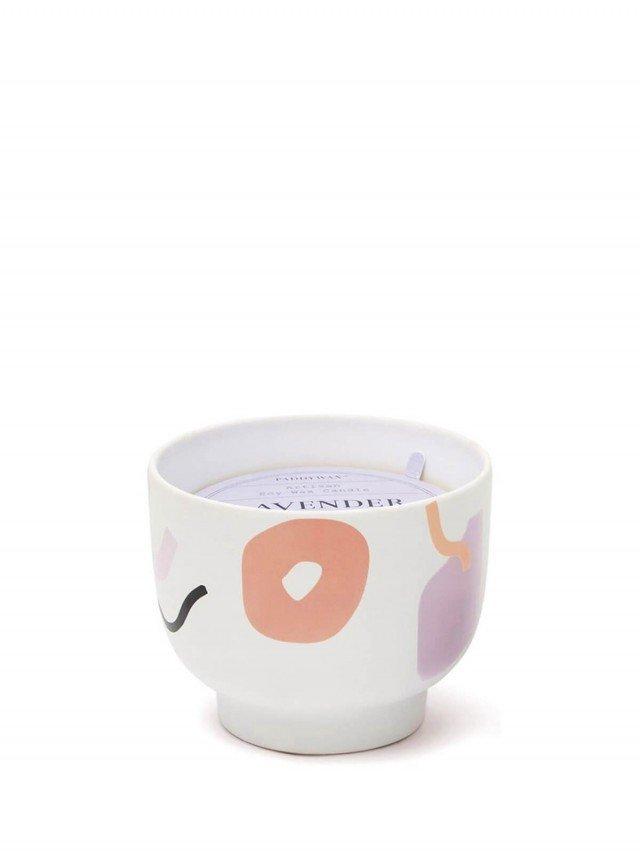 PADDYWAX Wabi Sabi 系列 香氛蠟燭 Lavender Mimosa 含羞薰衣草 340g