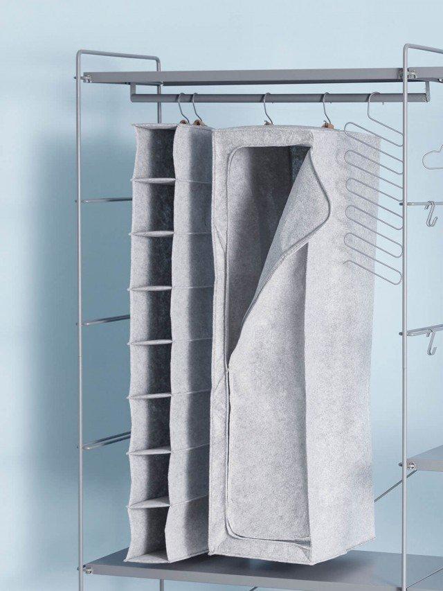 Roommate 羊毛氈布套衣櫥