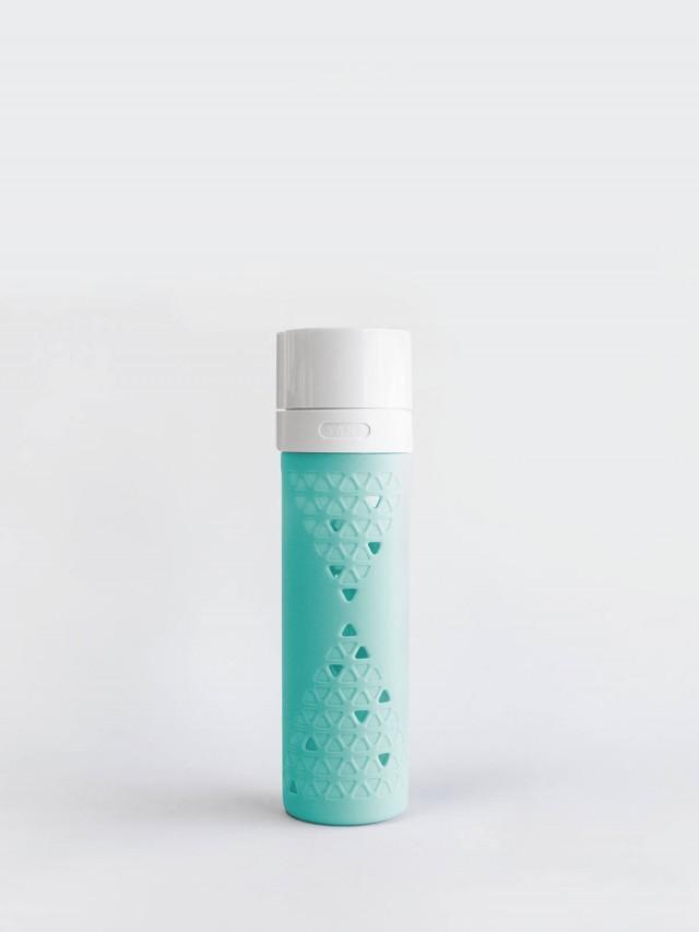 SANS 真空果汁瓶 480ml - 薄荷綠