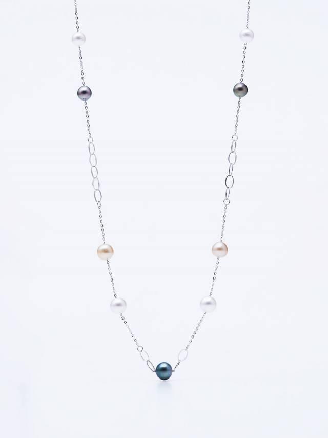 ASAHI JEWELRY 南洋真珠項鍊