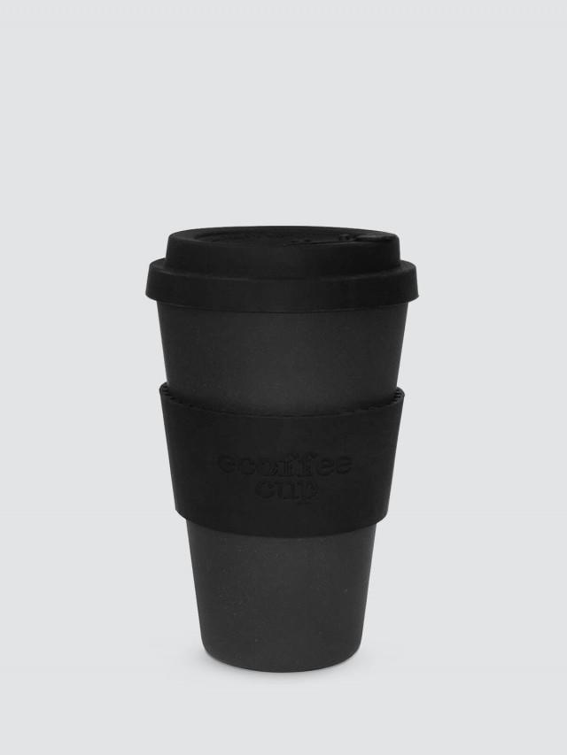 ecoffee cup 14 oz 隨行杯 - 停電黑