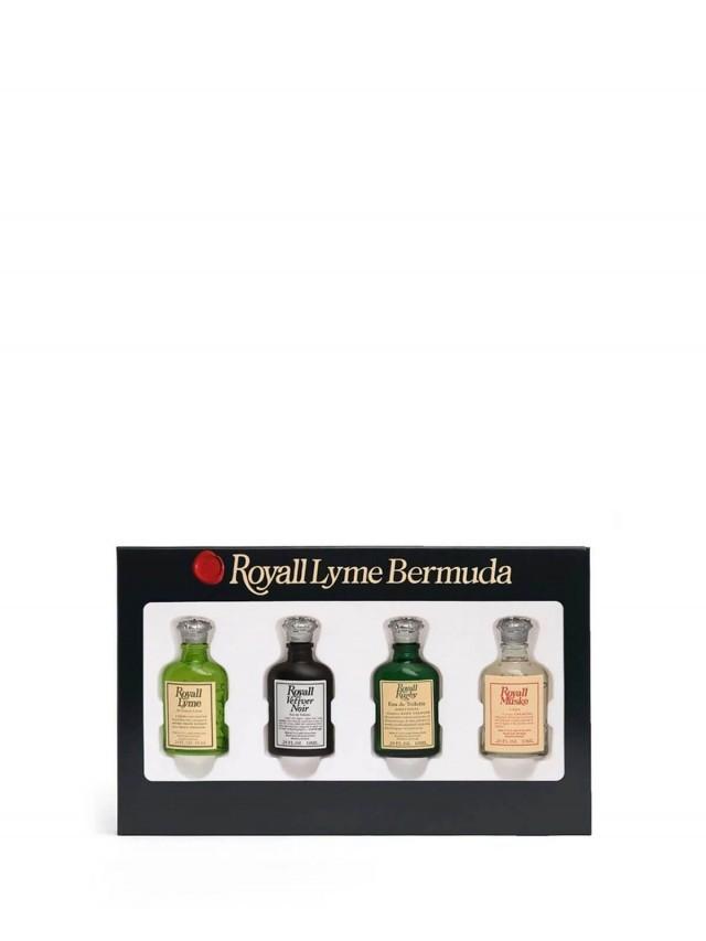 Royall Lyme of Bermuda 皇家百慕達 迷你香水禮盒 ( 4 入 )