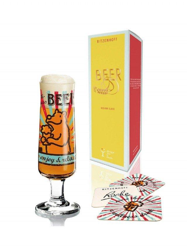RITZENHOFF BEER 新式啤酒杯 / 熊愛啤酒