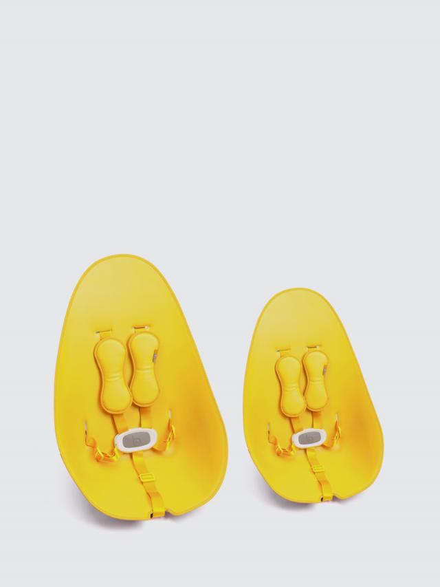 bloom fresco chrome 可調式時尚高腳椅 - 專用椅墊 / 金絲黃