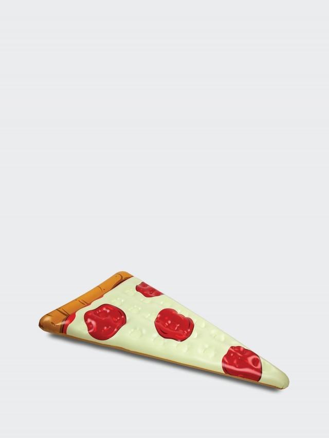 BIGMOUTH 造型充氣式浮板 - 披薩款