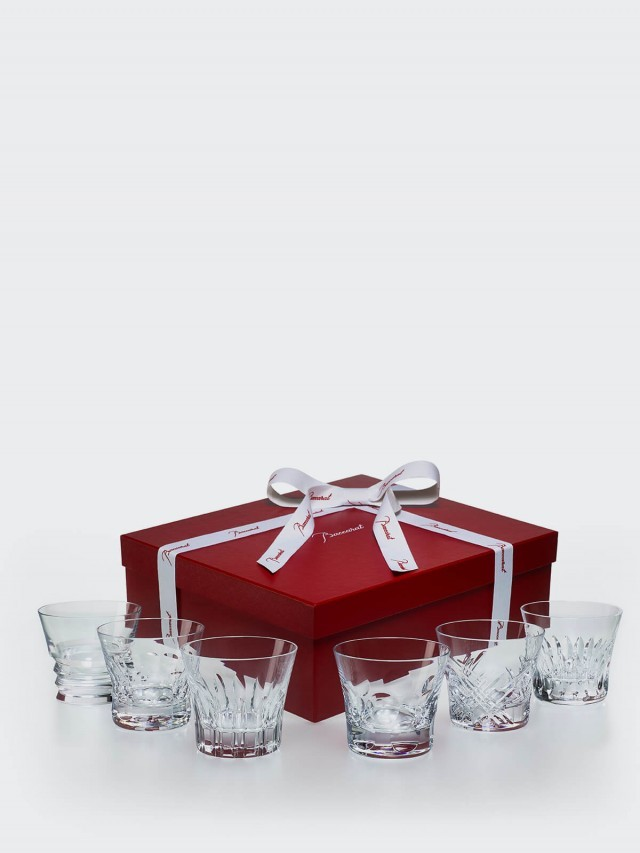 Baccarat EVERY TUMBLER 威杯 6 入禮盒組