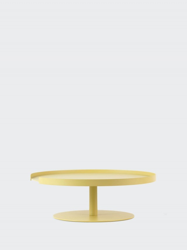 DESIGN BITE 單層蛋糕架 - 檸檬黃