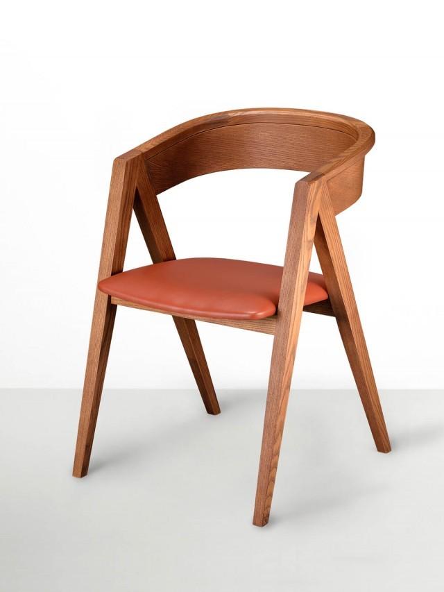 viithe 唯 V 餐椅 - 肉桂色