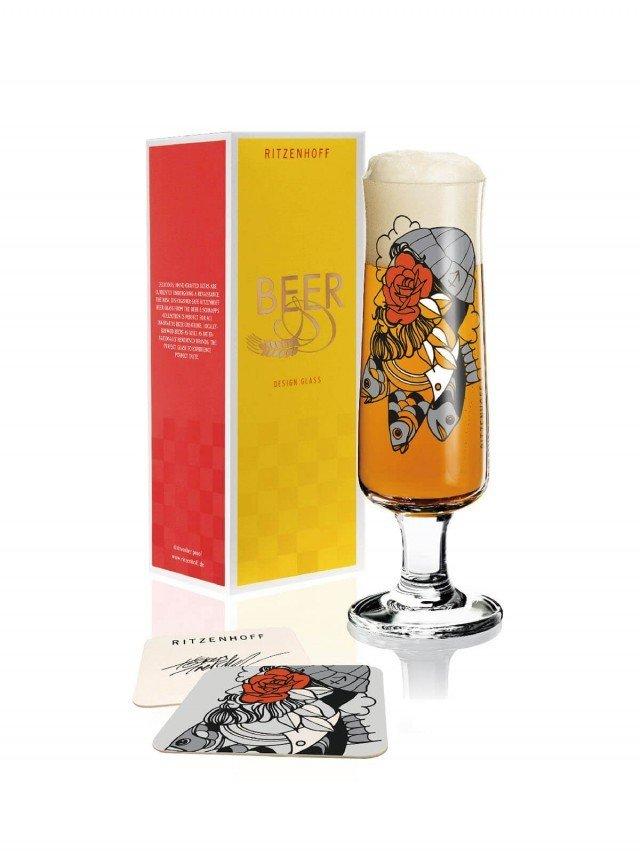 RITZENHOFF BEER 新式啤酒杯 / 漁夫