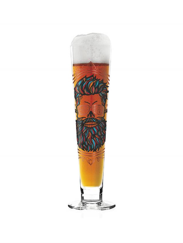 RITZENHOFF BLACK LABEL 黑標經典啤酒杯 / 藍鬍子