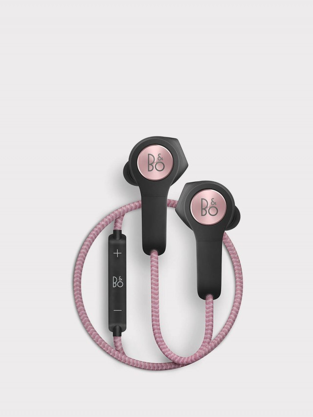 B&O PLAY BeoPlay H5 無線藍牙入耳式耳機 - 玫瑰金