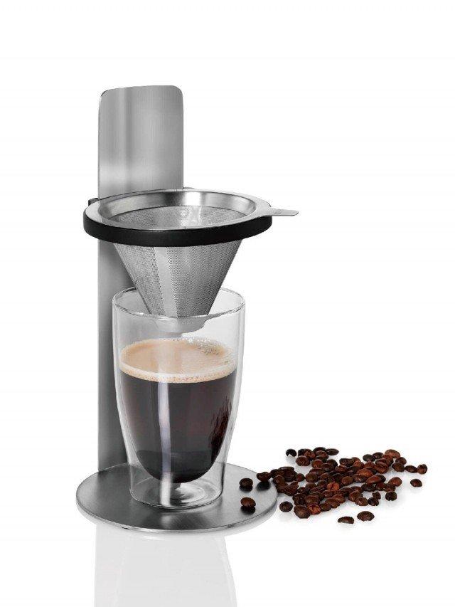 AdHoc 無段式不銹鋼手沖咖啡架