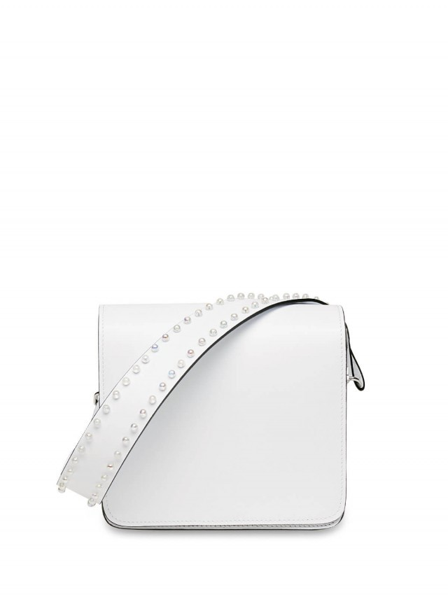 ASH SOPHIE BIS SHOULDER BAG - White