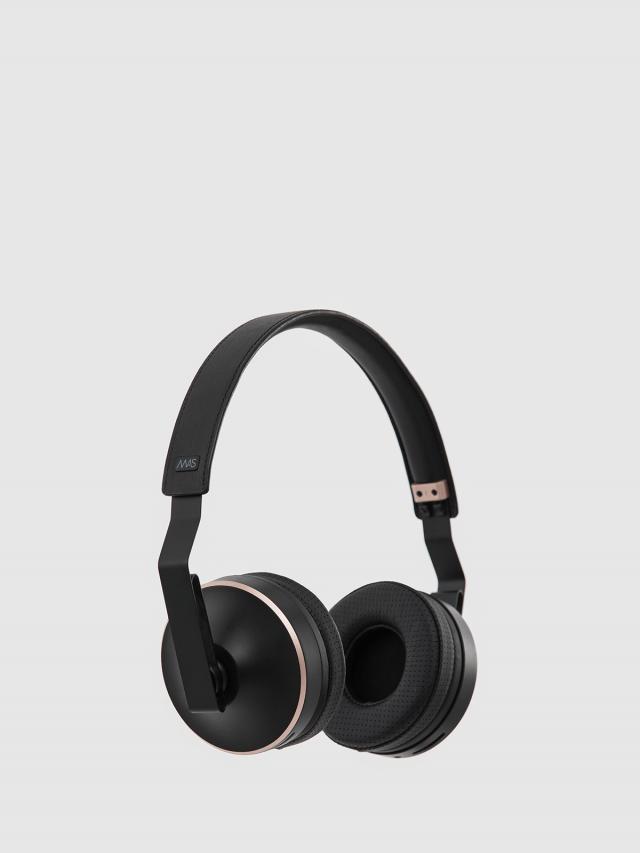 MAS NEW YORK 高音質時尚耳罩式耳機