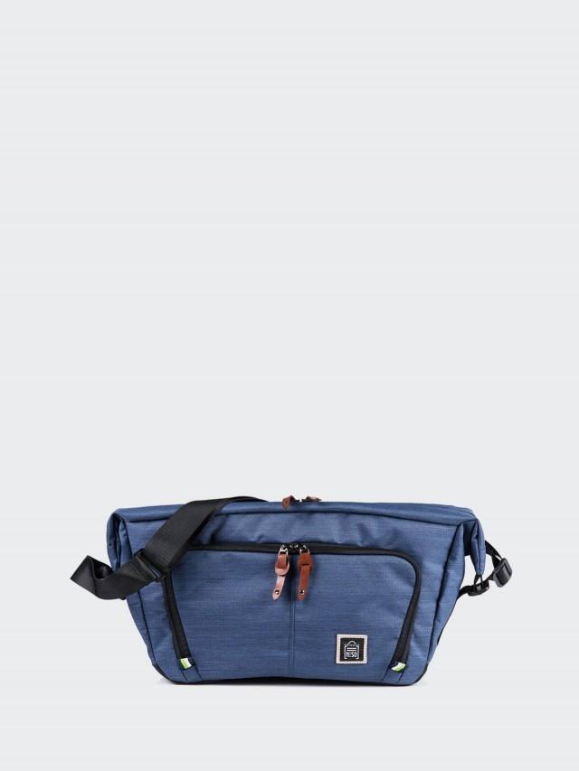 NESO Bag NESO 郵差包 - 藍