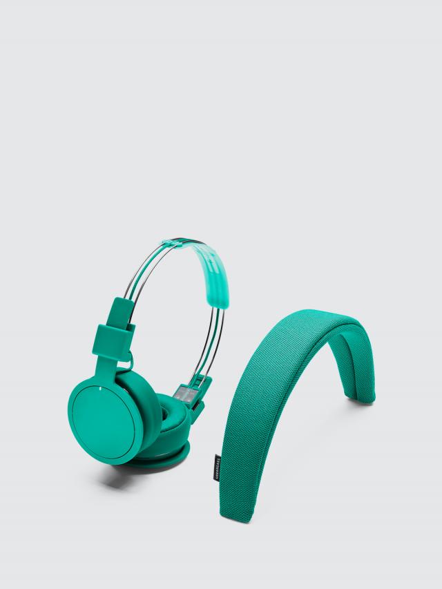URBANEARS Plattan ADV Wireless 藍芽無線系列耳機 - 加勒比綠